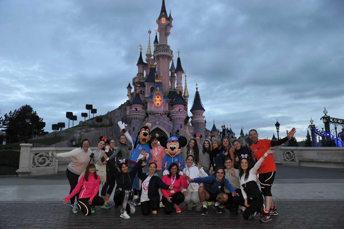 Run Disney París