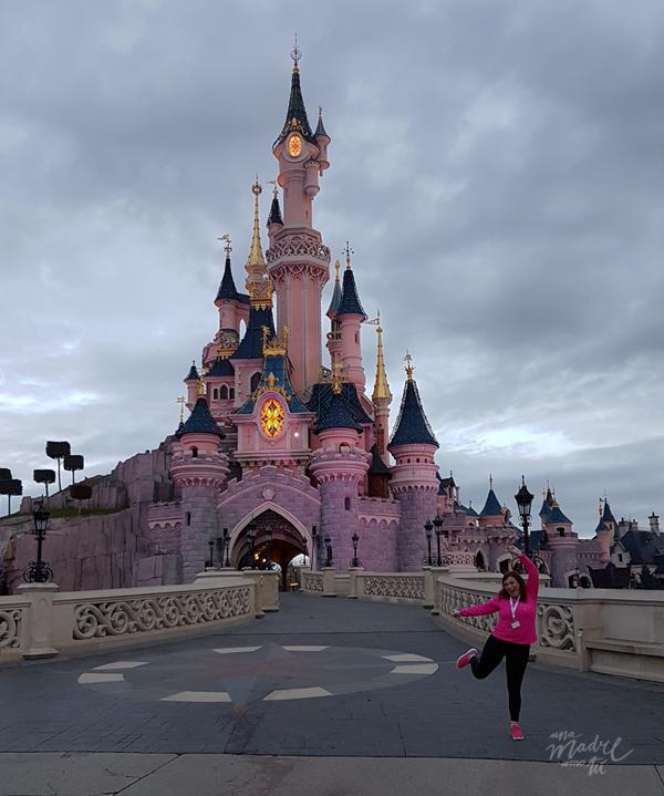 DisneyRun París