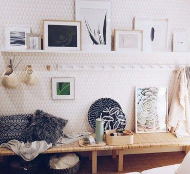 Tres lecciones de decoración para mi nuevo piso que aprendí en el Hotel salón de ikea
