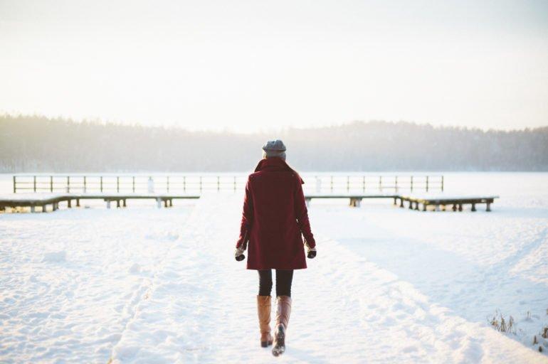 Mi nueva compañera de viaje: la alergia al frío