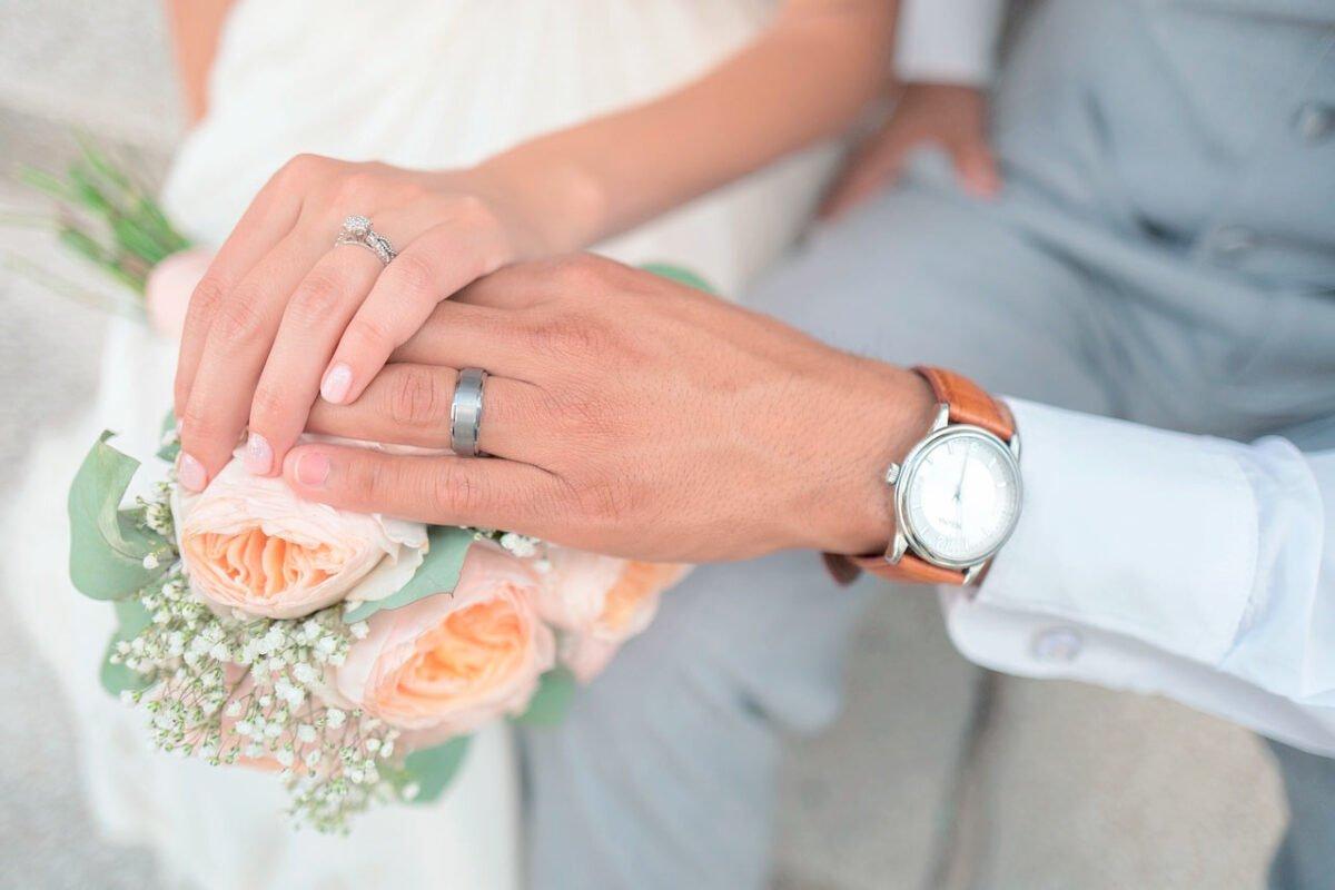alianza boda